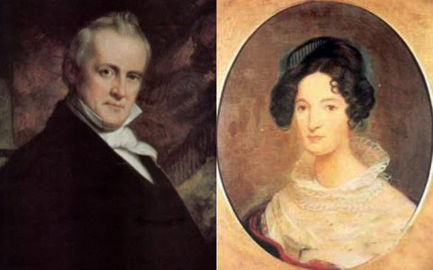 Image result for James Buchanan engaged Ann Coleman